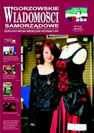 GWS NR 05/2007 - Gorzów