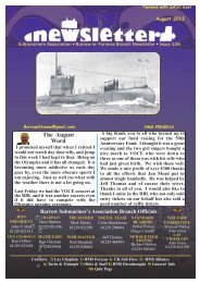August 12 - Barrow Submariners Association
