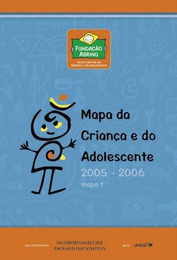 MAPA 1 - Fundação Abrinq
