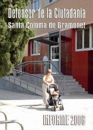 INFORME_2006_DDC.pdf - Ajuntament de Santa Coloma de ...