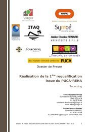 DP Euclide Tourcoing PUCA REHA - Prebat 2
