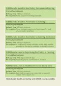 Catering Training Booklet - Rhondda Cynon Taf - Page 3