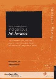 Indigenous - Art Gallery of Western Australia - The Western ...