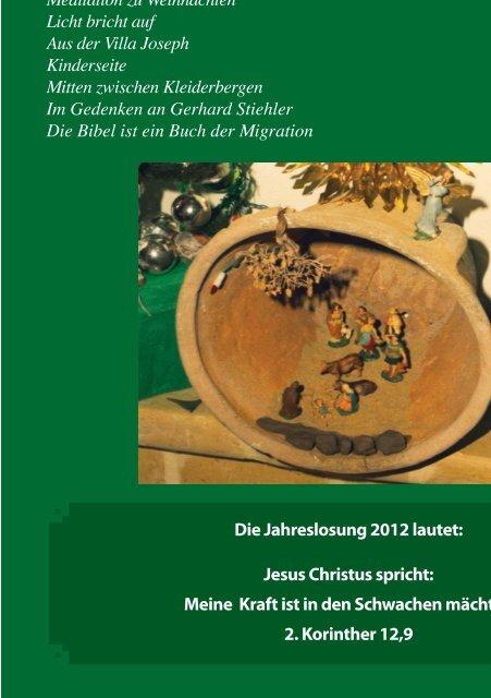 Andreas Bote Weihnachten 2011