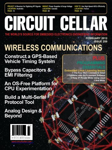 Circuit Cellar, The World's Source for Embedded Electronics - Elektor