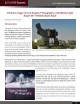 Large Format Digital Infrared Photography with Betterlight Super 6K - Page 3