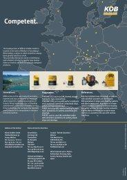 Kob Pyrtec Brochure - Energy Systems Research Unit