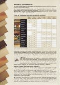 Resene Woodsman Exterior Woodcare colour chart - Page 2