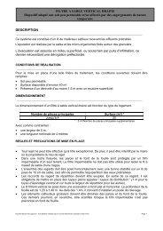 Dispositif - Conseil général du Calvados