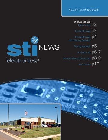 News - STI Electronics, Inc.