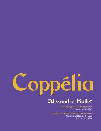 pdf - Alexandra Ballet