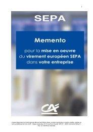 Caisse Régionale de Crédit Agricole Mutuel Sud Rhône Alpes ...