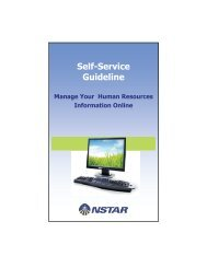 Employee Self Service Guidelines December 22, 2011.pub - NStar