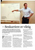 Karriere og kompetanse - Senter for seniorpolitikk - Page 6