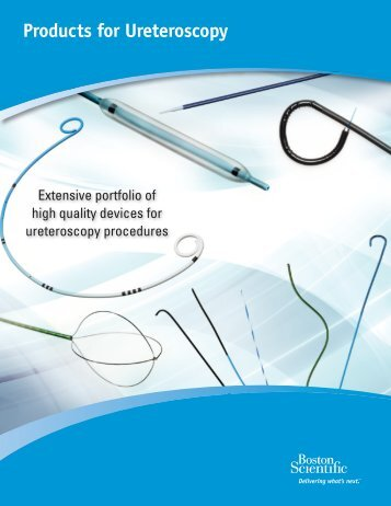 Products for Ureteroscopy - Boston Scientific
