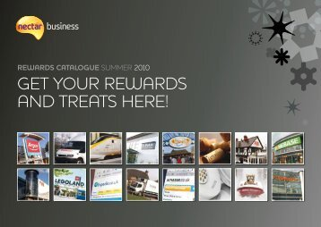 GET YOUR REWARDS AND TREATS HERE! - Brakes