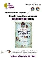 DP Voyages à l'intérieur d'une noix GS 2011 - Foxoo Expositions