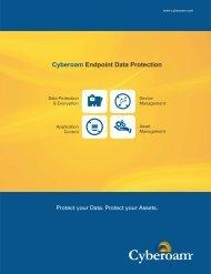 Cyberoam Endpoint Data Protection Brochure