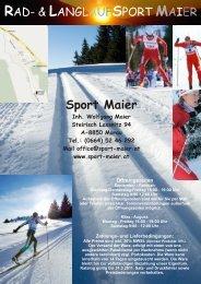 Sport Maier