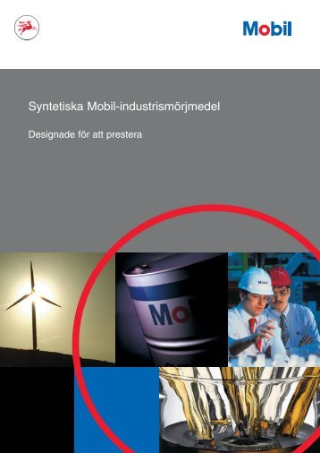 Syntetiska Mobil-industrismörjmedel