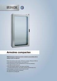 Armoires compactes
