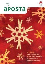 Construindo um Natal mais solidário E vencendo os desafios ... - CTT