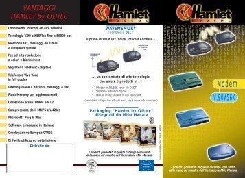 Gamme Hamlet IT-6-ss WavePhone - Olitec