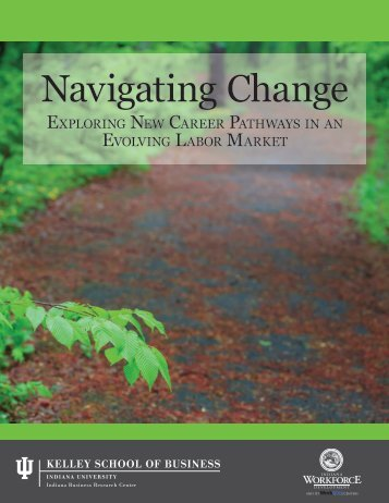Chapter 6: Career Pathway Clusters - Driving Change: Greening the ...