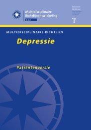 Depressie - GGZ-richtlijnen