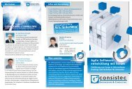 Flyer - Consistec Engineering und Consulting GmbH