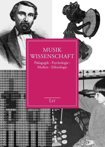 Musik wissenschaft