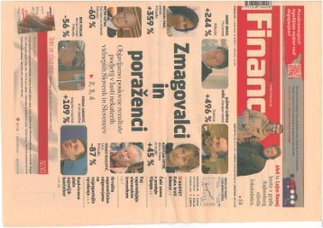 finance (5/2013).