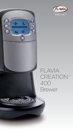 Flavia C400 Sell Sheet