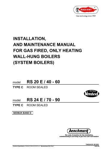 system boilers - Portsdean Technical