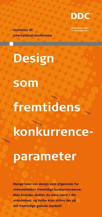parameter - Danish Design Association