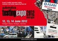 12, 13, 14 June 2012 - ASAM