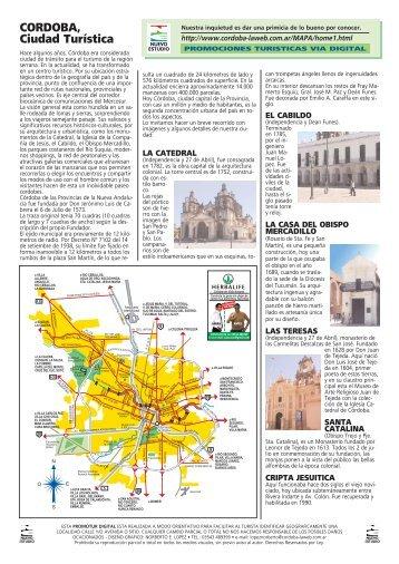 Cordoba Ciudad Turística - Folklore Tradiciones