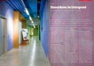 Sinnesräume im Untergrund - Hagia Chora Journal