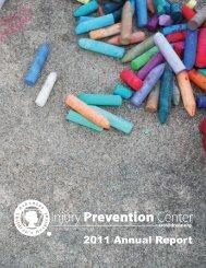 2011 Annual Report - Arkansas Children's Hospital