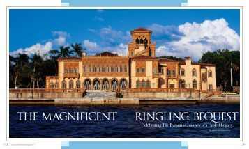 THE MAGNIFICENT RINGLING BEQUEST - Kevin Bradford King