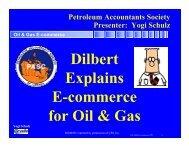 Dilbert Explains E-commerce for Oil & Gas - Corvelle Consulting