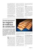 SCA vise le marché des matériaux de construction - SCA Forest ... - Page 4