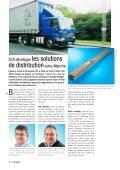 SCA vise le marché des matériaux de construction - SCA Forest ... - Page 5