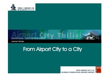 Tbilisi Airport City