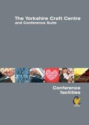 The Yorkshire Craft Centre - Em-Online