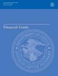 Financial Guide - Ohio Emergency Management Agency
