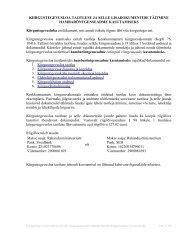 Juhend kiirgustegevusloa taotluse täitmiseks ... - Keskkonnaamet