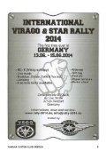 VIT DRAGSTAR 1100 - Yamaha Custom Club - Page 5