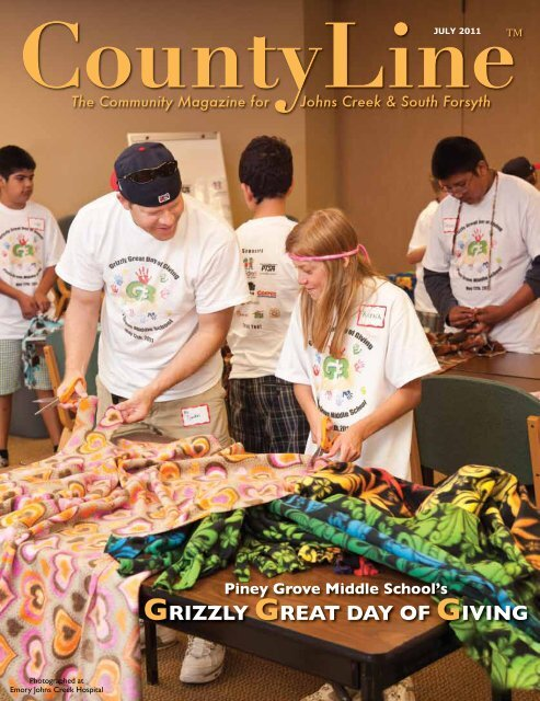 GRIZZLY GREAT DAY OF GIVING - County Line Magazine