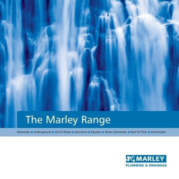 The Marley Range - BHL.co.uk